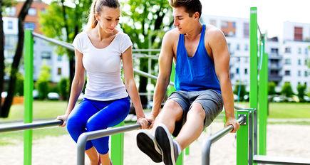Ćwiczenia bez obciążenia