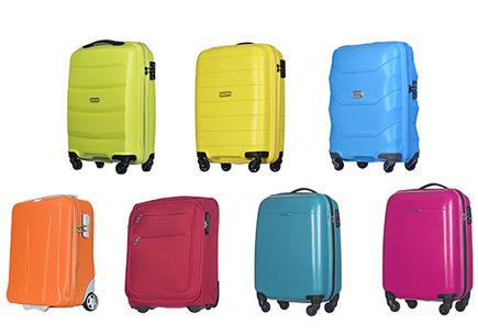 Jak rozpoznać swój bagaż podręczny na lotnisku