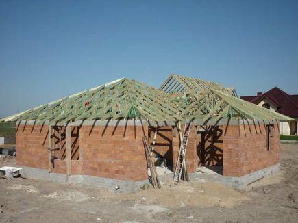 Więźba dachowa - jak nie popełnić błędu przy budowie domu