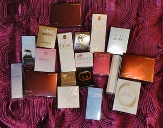 Jak dobrać perfumy dla siebie?