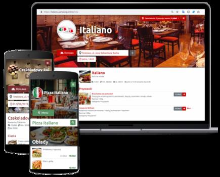 Co powinna zawierać strona dla restauracji?
