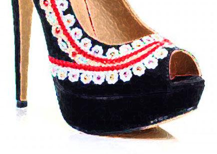 O modzie na wiosnę 2013