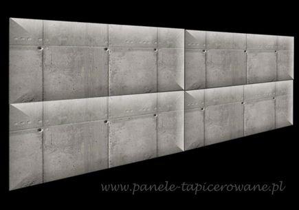 Panele tapicerowane - miękkie ściany w natarciu.