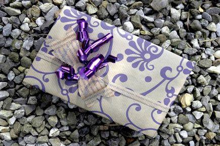 Papier z kamienia, czyli zapakuj ekologicznie