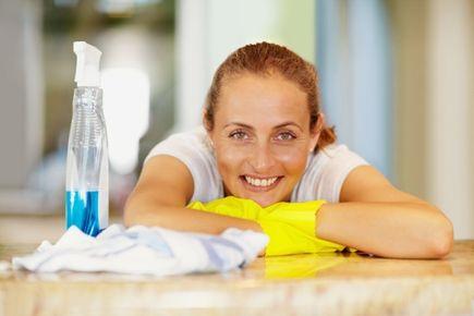6 przykazań czystego domu