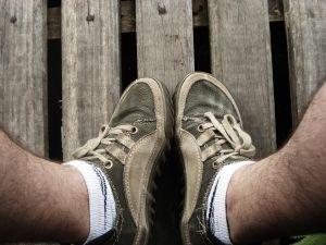 W góry tylko w butach trekkingowych