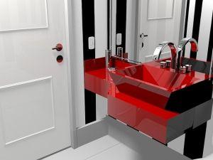 Harmonia w wystroju łazienki