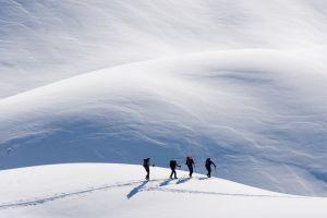 Zimowy Outdoor – Nowa moda?