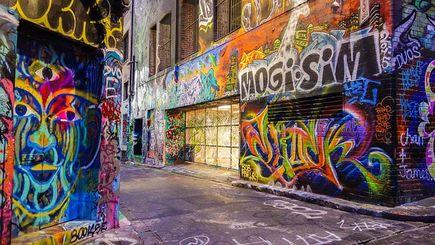 Farby antygraffiti do ochrony przed wandalami