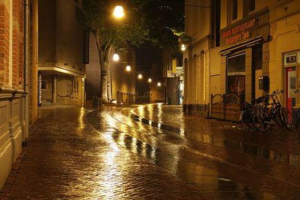 Rodzaje i podział lamp ulicznych
