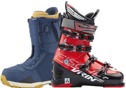 Buty narciarskie – jak dobrze dobrać rozmiar