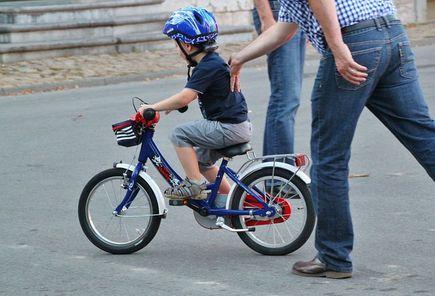 Kaski rowerowe dla dzieci - jak wybrać?