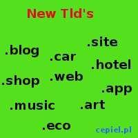 Co powinieneś wiedzieć o nowych domenach?