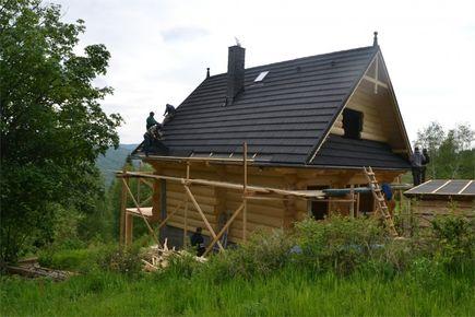 Drewniane domy z bali - Ponadczasowa technologia.