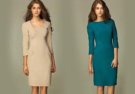 Sukienki wizytowe na biznesowe spotkania