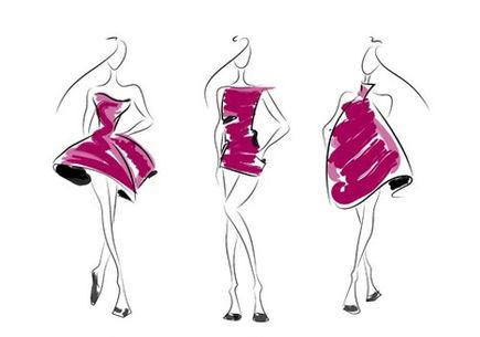 Elegancka odzież damska w stylu Coco Chanel