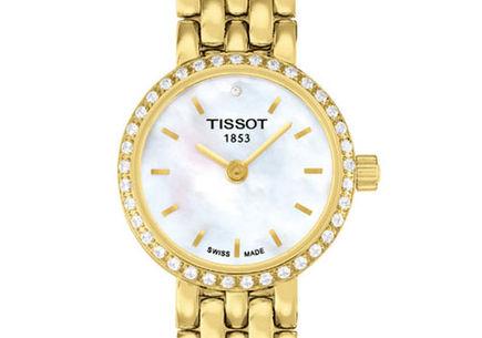 Zegarek jako biżuteria