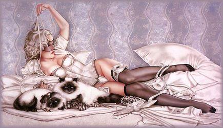 Bielizna erotyczna - Pragnienia i potrzeby