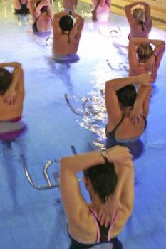 Aqua aerobik dla puszystych