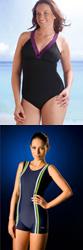 jednoczęściowe kostiumy kąpielowe dla puszystych