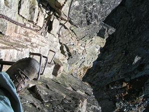 Najtrudniejszy szlak w Tatrach
