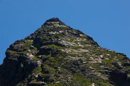 Kościelec - góra pełna tajemnic