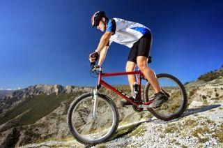 Wykonywanie trików na rowerze