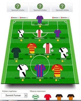Ligi typu fantasy - internetowe managery piłkarskie