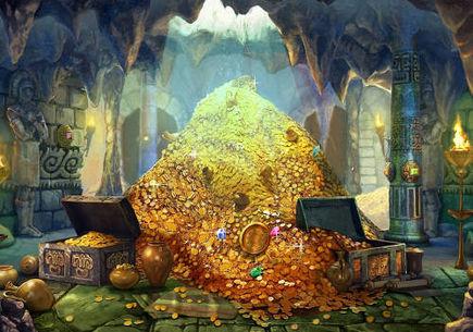 Historia czterech zaginionych skarbów