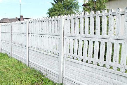 Postaw na wytrzymałość, czyli betonowe ogrodzenie posesji