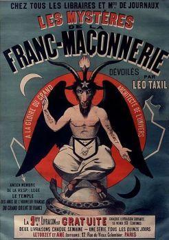 Leo Taxil, czyli źródła czarnej legendy o masonerii