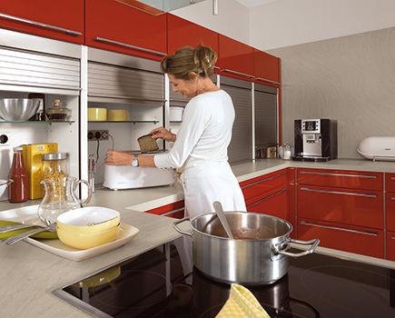 Dodatki w wystroju kuchni