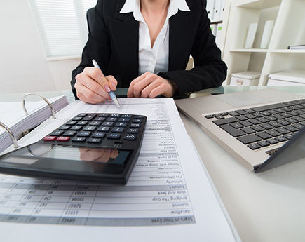 Usługi księgowe dla dużego przedsiębiorstwa