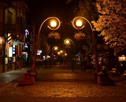 Dzielnice Zakopanego