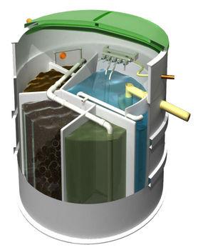 Oczyszczalnie - sposób na czystą wodę