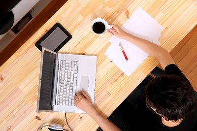 Pomysł na domowe biurko