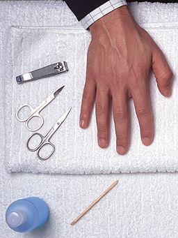 Manicure dla mężczyzn