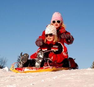 Ferie zimowe – oszczędna wersja