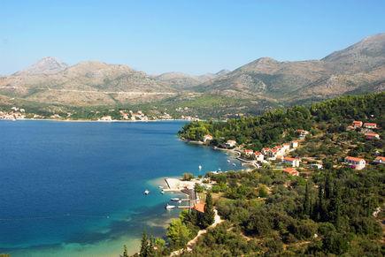 Chorwackie wybrzeże dla turystów