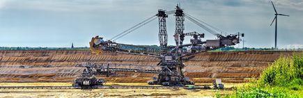Podział robót górniczych