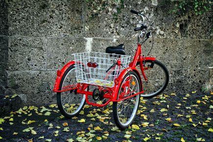 Rower trójkołowy - świetny wybór dla każdego seniora
