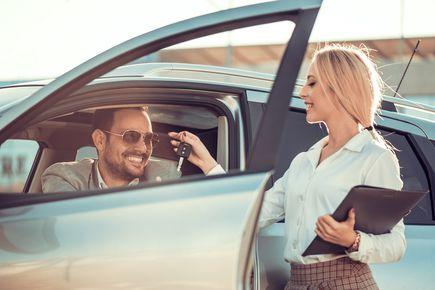 5 punktów, które warto sprawdzić przed wynajmem auta