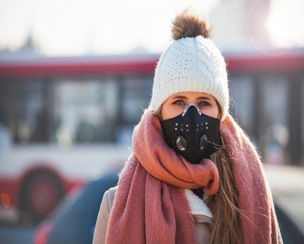 Smog - kiedy używać maski antysmogowej?