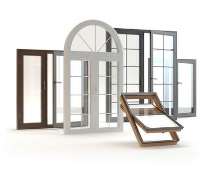 Okna drewniane nowoczesne czy retro? Dobierz do stylu budynku