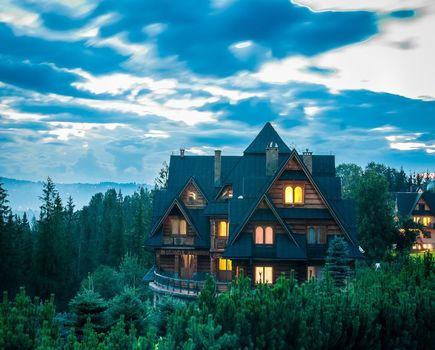 Apartamenty w Zakopanem blisko natury