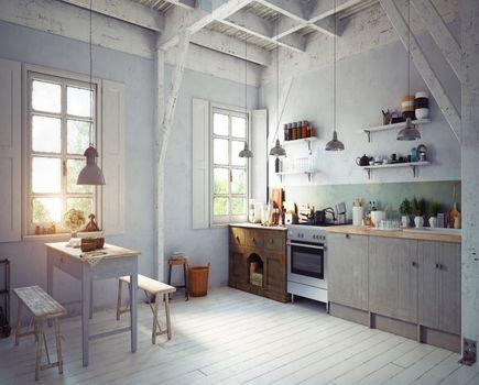 Mieszkanie w stylu prowansalskim – sprawdź, jak je stworzyć