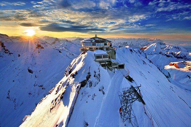 Wyjazdy narciarskie w Alpy