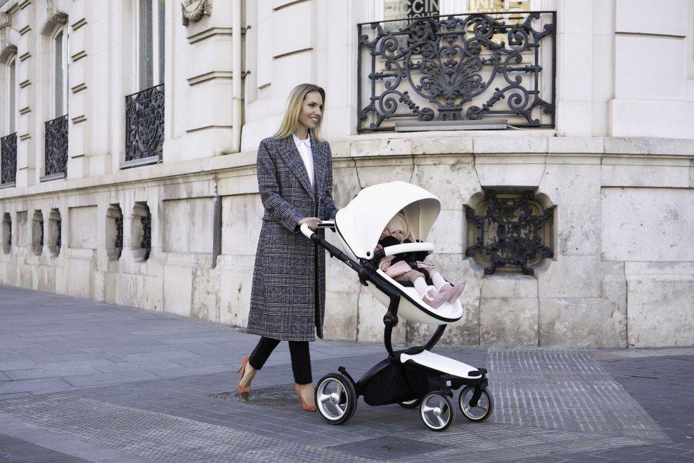 Wózek Mima Xari - najlepszy dla eleganckiej mamy