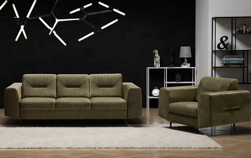 Jakie sofy sprawdzą się w salonie często odwiedzanym przez gości?