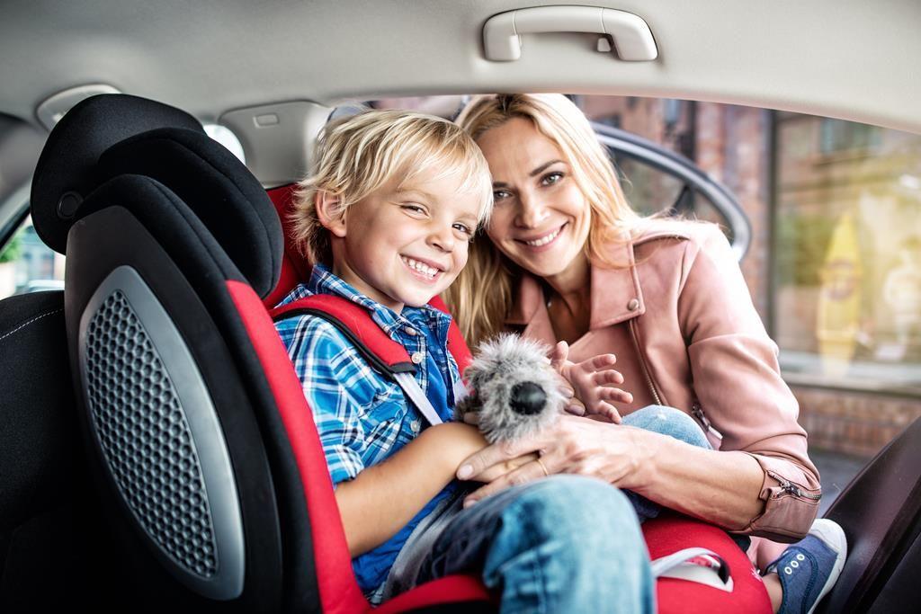 5 porad jak wybrać najlepszy fotelik samochodowy